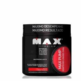Max Pump (240g)