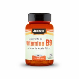 Vitamina B9 - 280mg (60 caps)