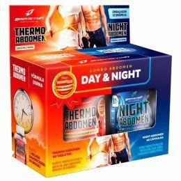 Combo Abdômen Dia e Noite