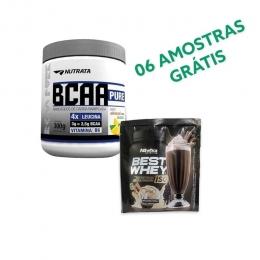 BCAA + BEST ISO WHEY