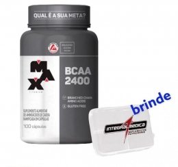 BCAA + Brinde IntegralMédica