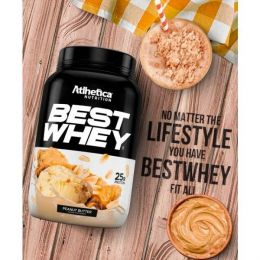 Best Whey Sachê (35g) - peanut butter