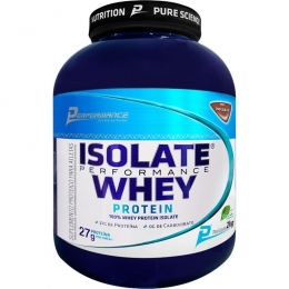 Iso Whey Protein (2.273Kg)- chocolate