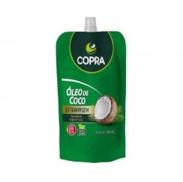ÓLEO DE COCO EXTRA-VIRGEM STAND POUCH (100ML)