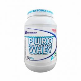 Puro Performance Whey (909g) - morango