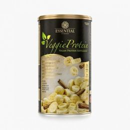 Veggie Protein 100% Vegetal Lata (462g) - essrntial